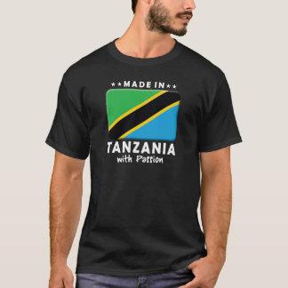 Tanzania Passion W T-Shirt