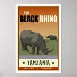 Tanzania Poster