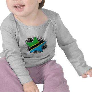 Tanzania Star Tee Shirt