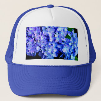 Tanzanite  Hydrangeas Trucker Hat