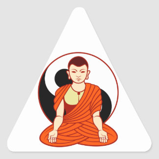 Tao monk Dao monk Stickers