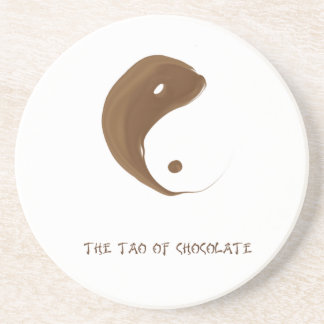 tao of chocolate coaster