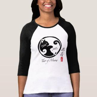 Tao of Meow Women s Raglan T-Shirt