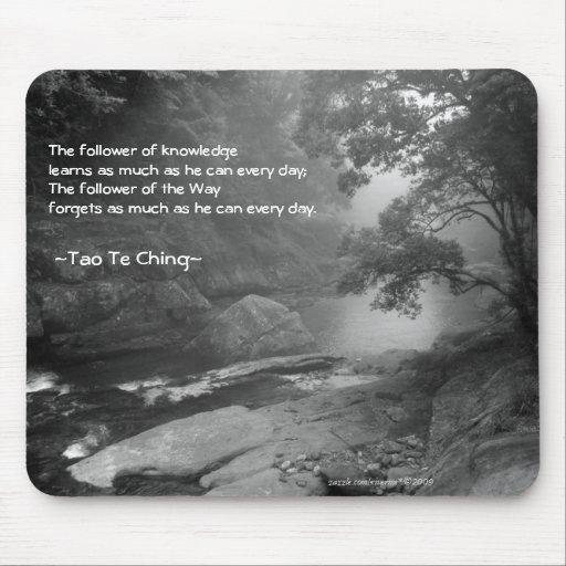 Tao Te Ching No.5 /Mousepad Mouse Pad