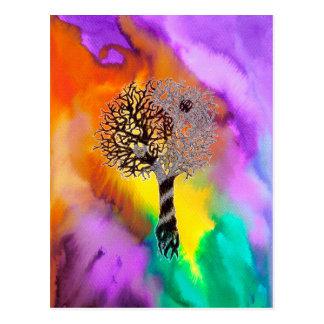 Tao Tree Postcard