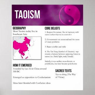 Taoism Poster