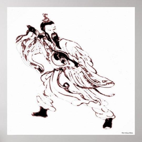 Taoist Print