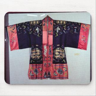 Taoist Robe With Tai Chi Yin and Yang Mouse Pad