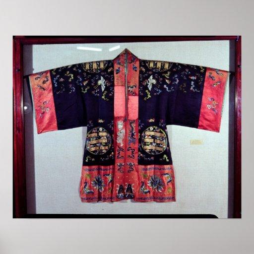 Taoist Robe With Tai Chi Yin and Yang