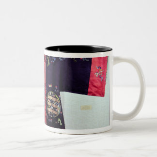 Taoist Robe With Tai Chi Yin and Yang Two-Tone Coffee Mug
