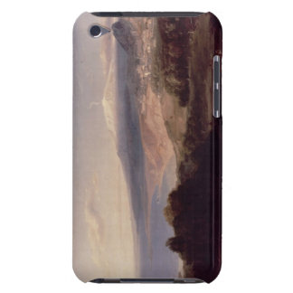 Taormina and Mount Etna, c.1840 (oil on canvas) iPod Touch Case-Mate Case