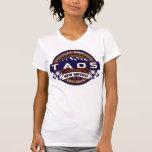 Taos Vibrant Logo Tshirts