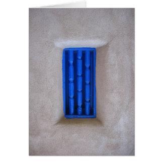Taos Window Card