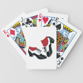 Tap Dance Bicycle Playing Cards