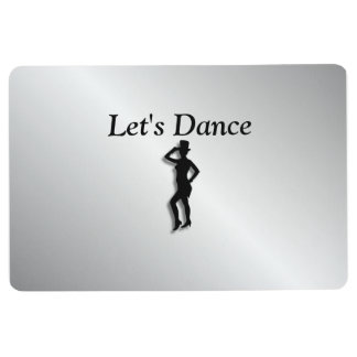 Tap Dance Floor Mat