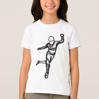 Tap Dance Ringer Tee (Girls)