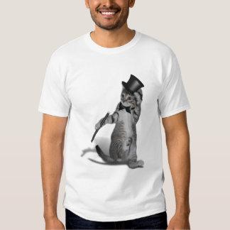 Tap Dancing Cat T-shirt