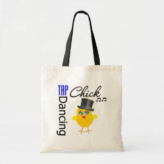 Tap Dancing Chick 3 Bags