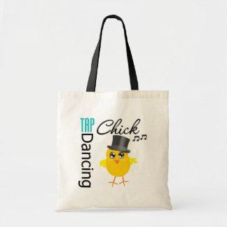 Tap Dancing Chick 4 Bags