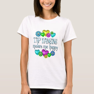 Tap Dancing Happiness T-Shirt