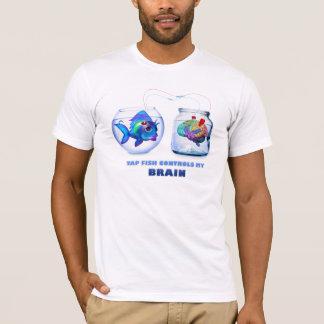 Tap Fish brain shirt