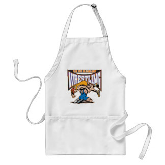 Tap Out Wrestlers Apron