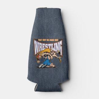 Tap Out Wrestlers Bottle Cooler
