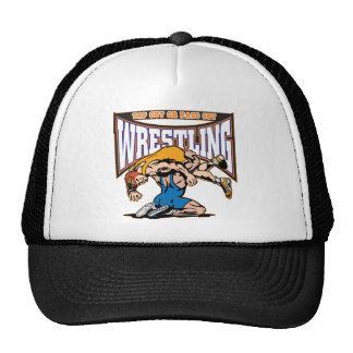 Tap Out Wrestlers Hats