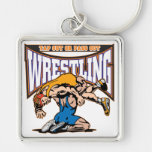 Tap Out Wrestlers Key Chain