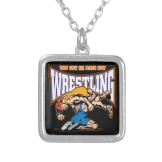 Tap Out Wrestlers Necklaces