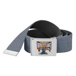 Tap Out Wrestlers Belt