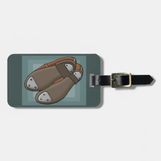 Tap Shoes Luggage Tag