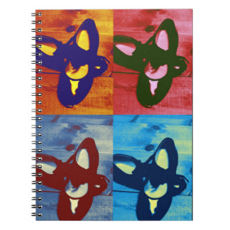 Tap Shoes Pop Art Notebooks