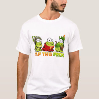 Tap the Frog - Boy tshirt