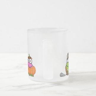 Tap the Frog: Doodle mug