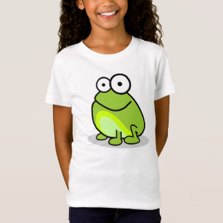Tap the Frog - kids tshirt