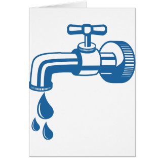Tap Water Card