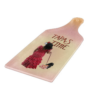 Tapas Time Cutting Boards