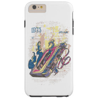 Tape 1975 tough iPhone 6 plus case