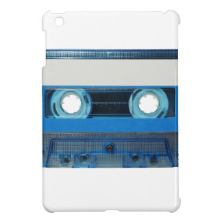 Tape cassette transparent background iPad mini cases