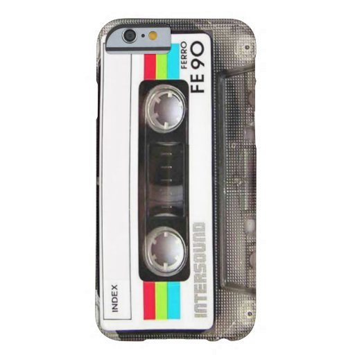 Tape Deck iPhone 6 Case