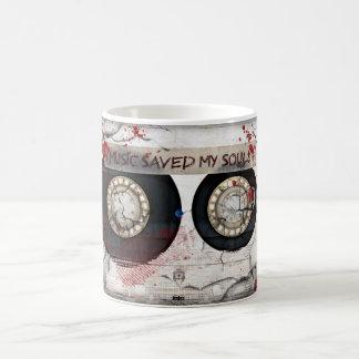tape design coffee mug