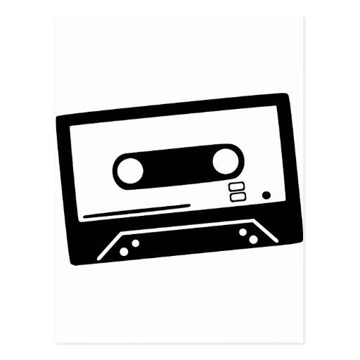 Tape - Music Postcard