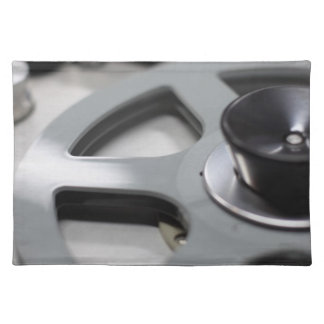 Tape Recorder Placemat