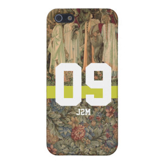 tapestry 09 J2M iPhone 5 Cases
