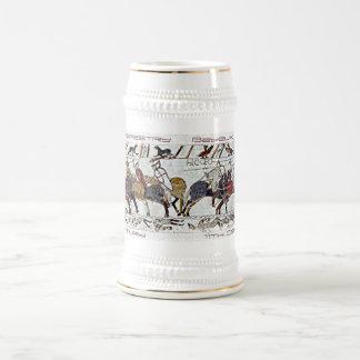Tapestry Beer Steins