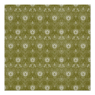 Tapestry Gift Wrapping Paper 24x24 Print