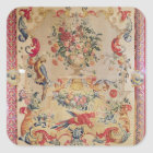 Tapestry in early Rococo style with strapwork and Square Sticker