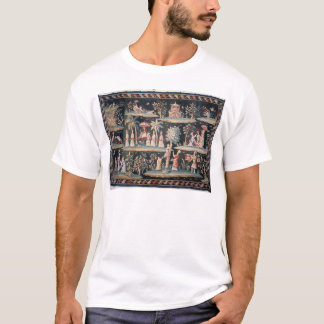 Tapestry in the Chinoiserie style of John van T-Shirt