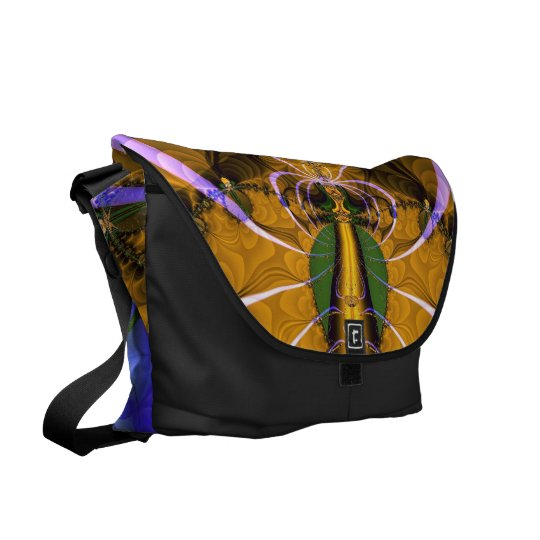 Tapestry of Lace Courier Bag